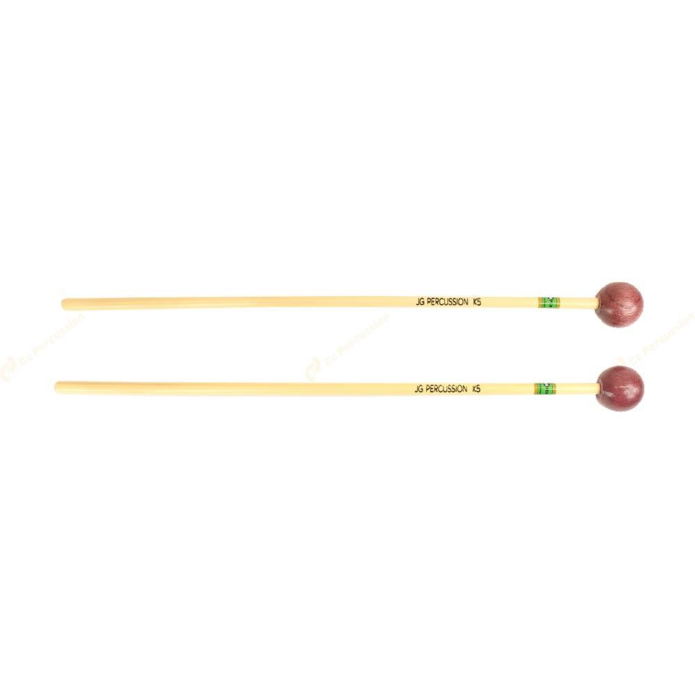 K4 Brown orchestral xylophone 管弦樂團適用 藤柄 高音木琴/鐘琴槌 (複製)