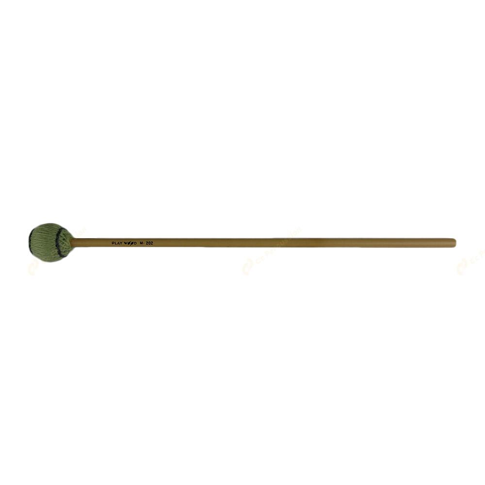 PLAYWOOD M202 硬 藤柄 馬林巴木琴槌