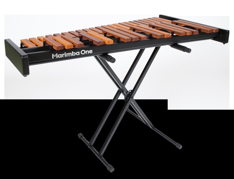 #E8101 Marimba One Educational 3.0 Octave Marimba Traditional Padauk Keyboard 三個八度、傳統琴鍵、紫檀木