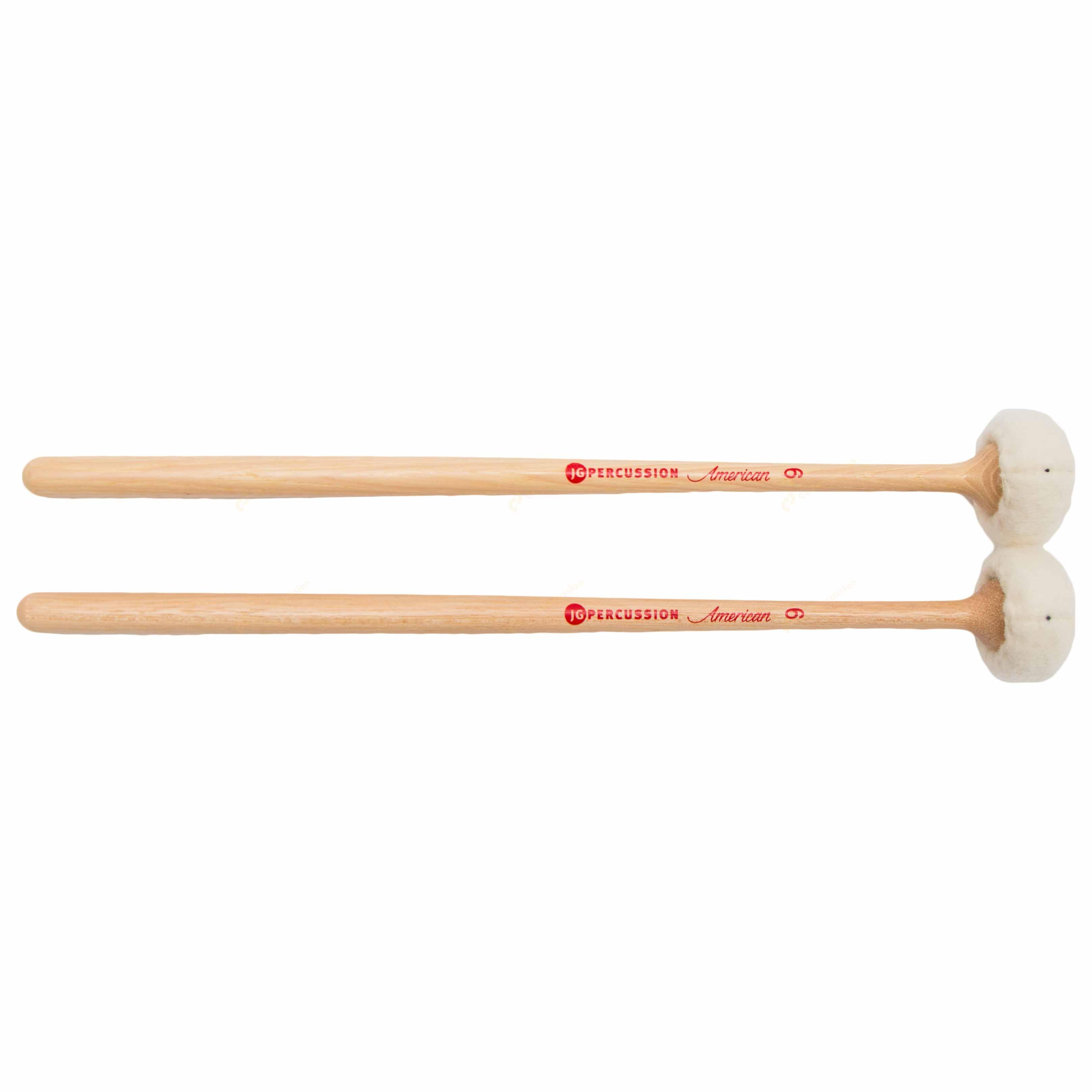 JGpercussion A6 山胡桃木棒身 純手工 美國風格系列定音鼓棒