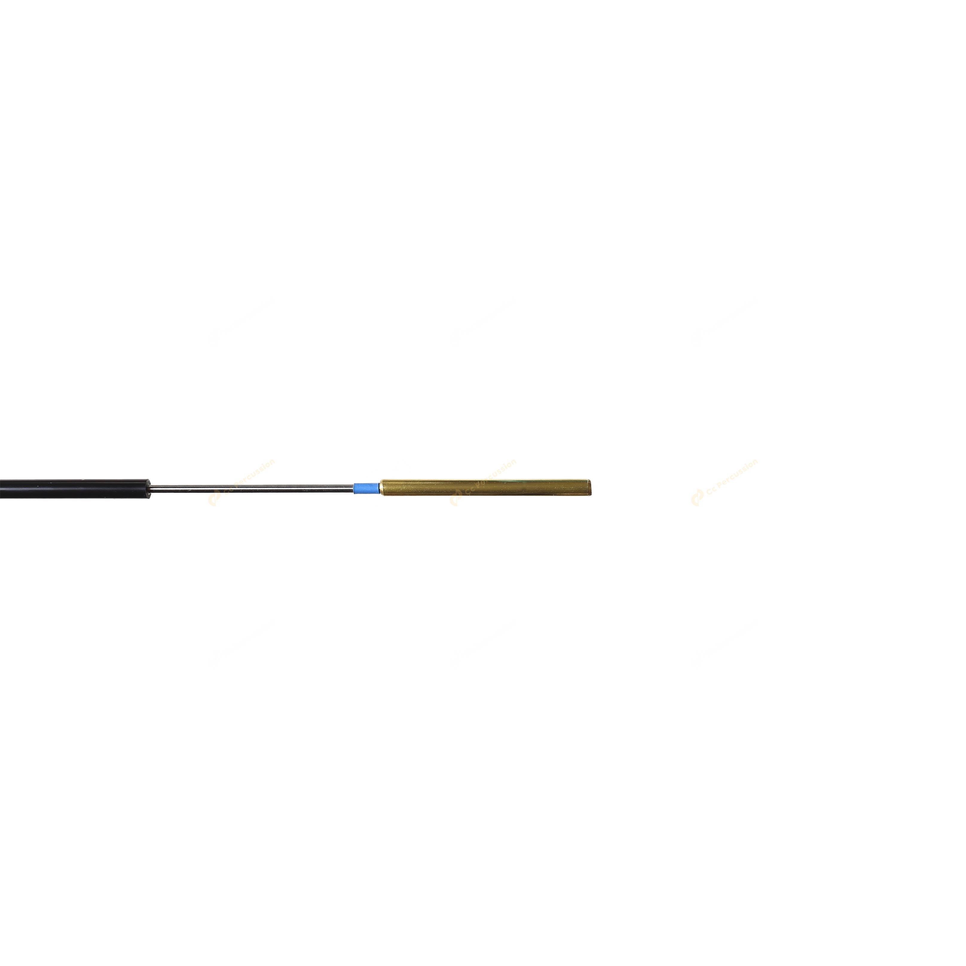 Dragonfly T1 手工 黃銅製棒頭 三角鐵棒