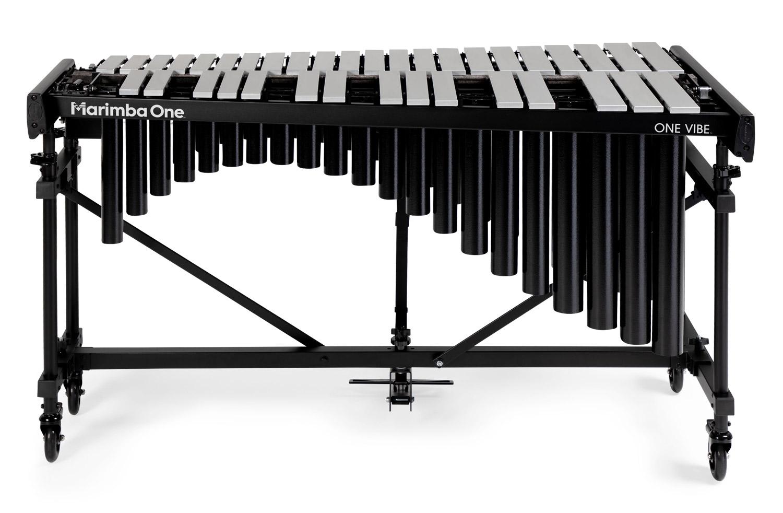 #9011 Marimba OneOne Vibe™ 3.0 Octave Vibraphone, Silverwithout motor 三個八度、銀色琴鍵、無震音馬達