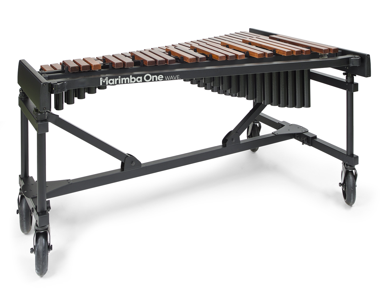 #9721 Marimba One  Xylophone 3.5 Octave with Traditional keyboard 3.5個八度、傳統琴鍵、玫瑰木