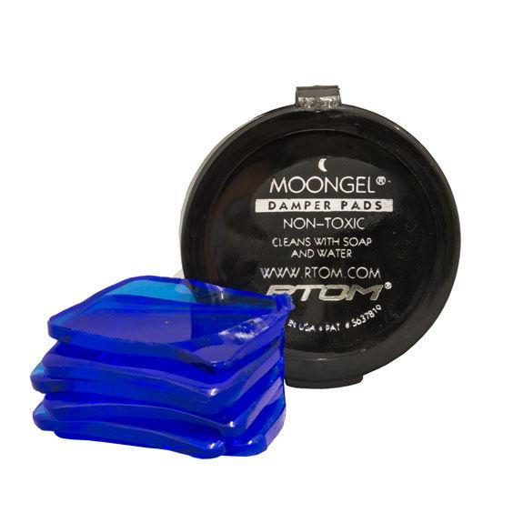 RTOM 月光膠 自黏可重複使用共鳴控制軟膠 一盒六入裝