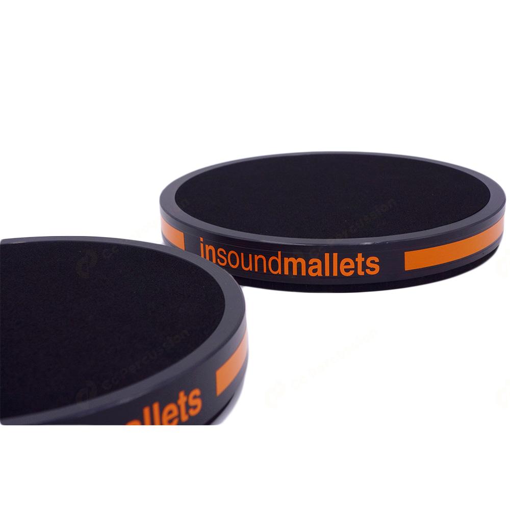 insoundmallets The New Blacktimpad 黑色定音鼓練習墊