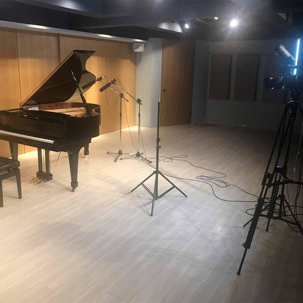【Cc音樂中心】演奏廳錄音優惠專案