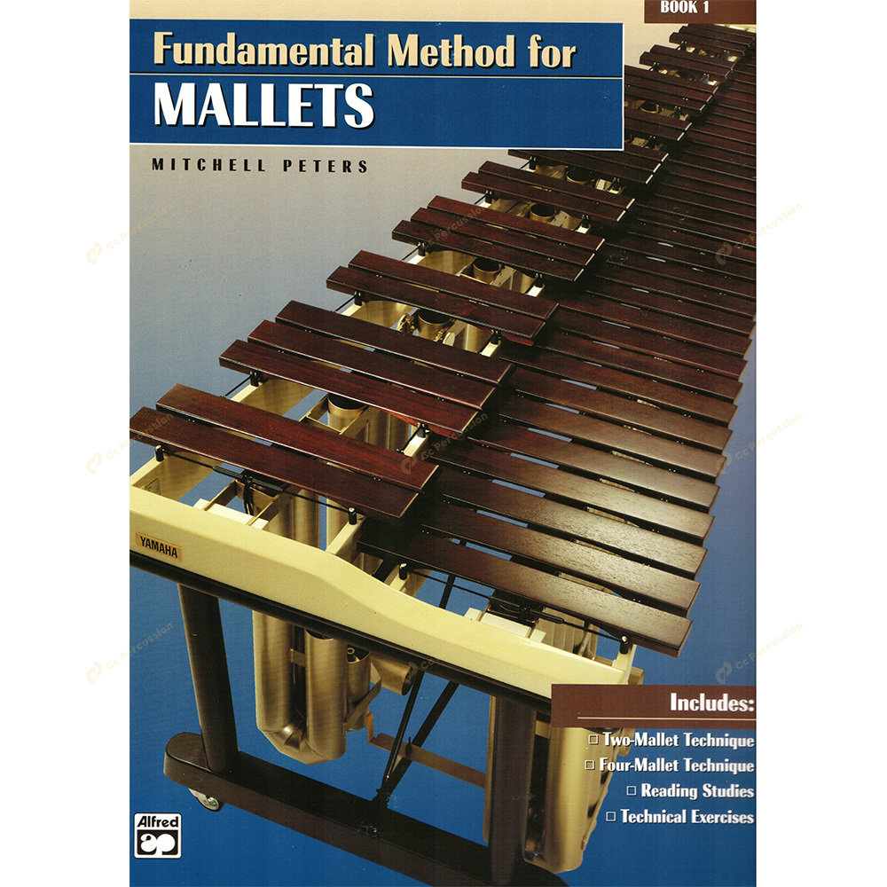 Peters-Fundamental Solos for Mallets 彼德斯 – 鍵盤樂器演奏的基礎獨奏