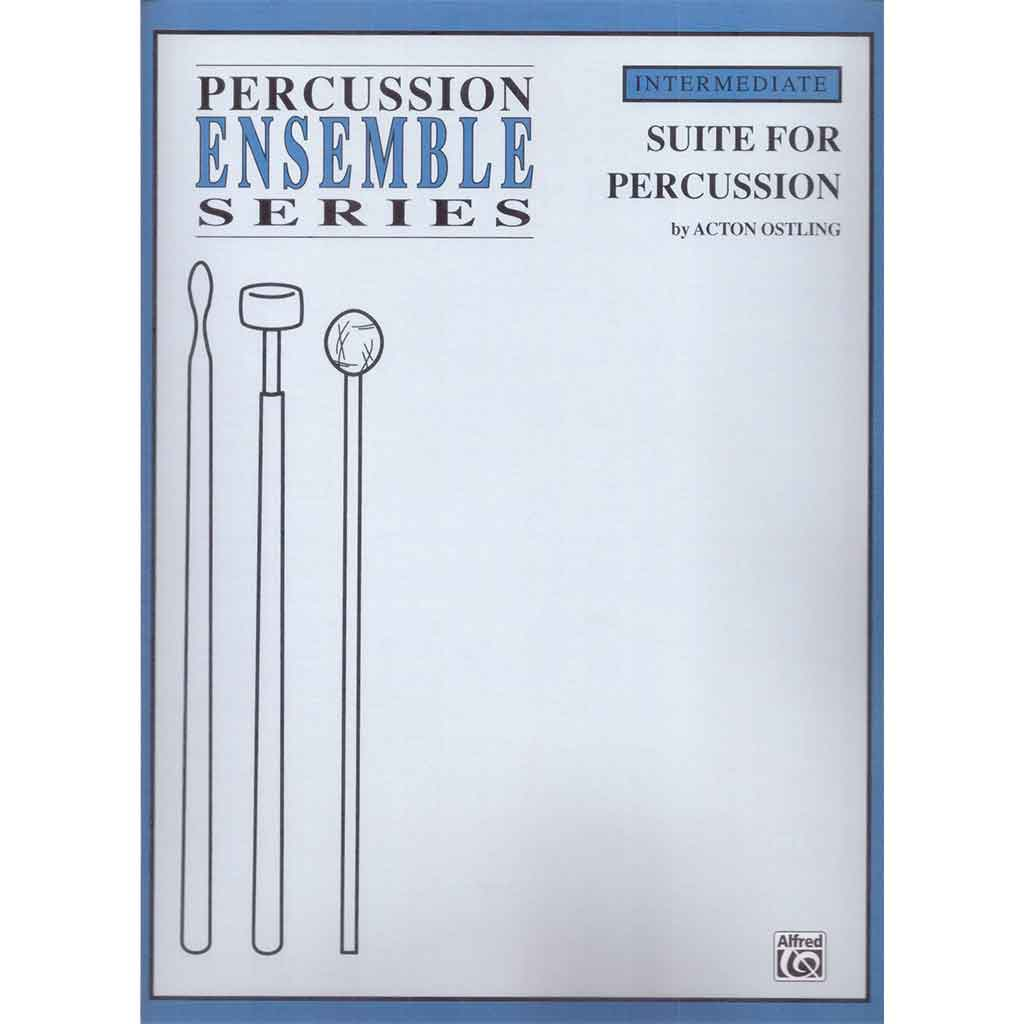 Ostling-Suite for Percussion